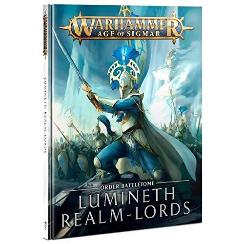 Lumineth Realm-Lords: Battletome 2021 italiano