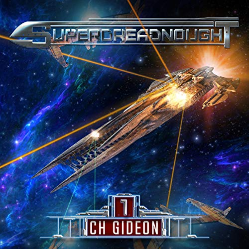 Superdreadnought 1 cover art