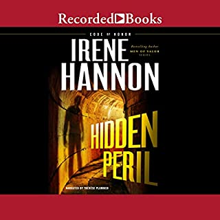 Hidden Peril                   By:                                                                                                                                 Irene Hannon                               Narrated by:                                                                                                                                 Therese Plummer                      Length: 10 hrs and 28 mins     120 ratings     Overall 4.8