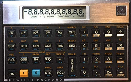 which is the best hp scientific calculator in the world