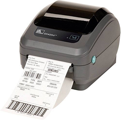Zebra Gk42–202520–000DT imprimante GK420d, 203dpi