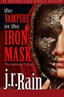 The Vampire in the Iron Mask (The Spinoza Trilogy #3)
