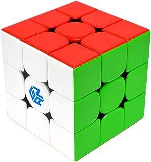 Maomaoyu GAN Speed 356 RS 3x3 Cube de Puzzle Magique sans Autocollant