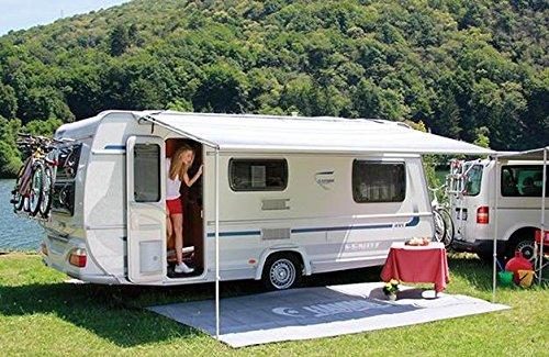 Preisvergleich Produktbild Fiamma 0676001N Markise Caravanstore 190,  Weiß / Blau