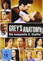 Grey's Anatomy – Staffel 5 (DVD)