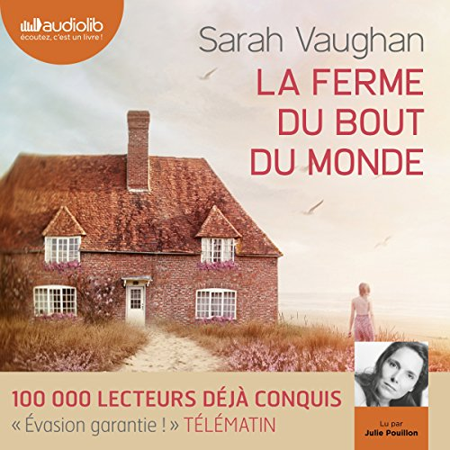 La ferme du bout du monde audiobook cover art