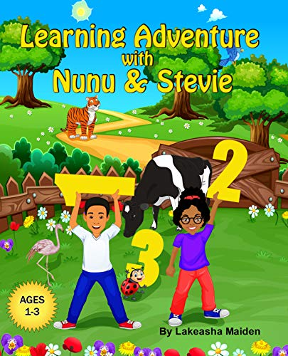 Learning Adventure With Nunu & Stevie (English Edition)