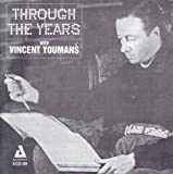 "album cover: ""Through the Years with Vincent Youmans"""