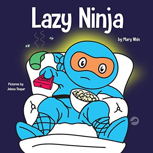 Lazy Ninja cover art