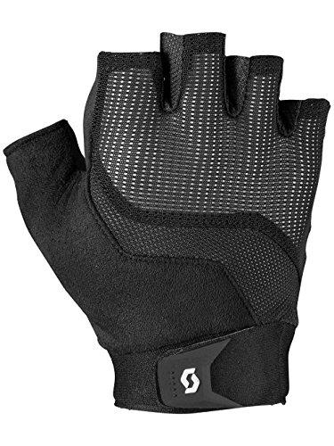 Scott Essential bicicleta guantes corto negro 2016, verano, hombre, color Negro - negro, tamaño XS (7)
