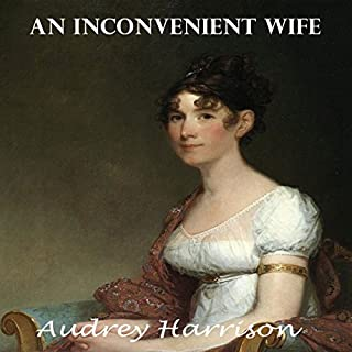 An Inconvenient Wife audiobook cover art