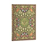 Paperblanks DI7095-5 Agende 12 Mesi 2021 | Poesia in Fiore | Orizzontale | Midi (130 × 180 mm)