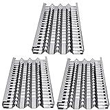 18 5/8' Stainless Steel Radiant Tray, Heat Plate, Heat Shield, Deflector, Burner Cover, Grill Replacement Parts for DCS 27DBQ, 36DBQ, 48DBQ, BGA27-BQ, BGA36-BQ, BGA48-BQ