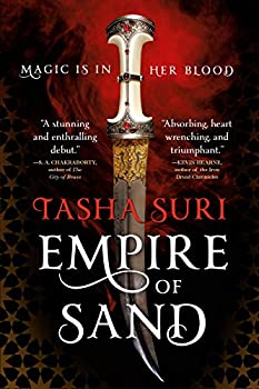 Empire of Sand by Tasha Suri - All About Romance