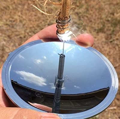 Solar Powered Lighter Camping Fire starter And Survival Tool by prepare2live