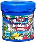 JBL Sedi Ex Pond 27330 Bakterien und Aktivsauerstoff zum Abbau von Teichschlamm, 250 g