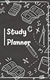 Student Planner: Dated Middle School, High School or University Student Planner for Academic Year 2019-2020| 5x8۪۪, 160 pages