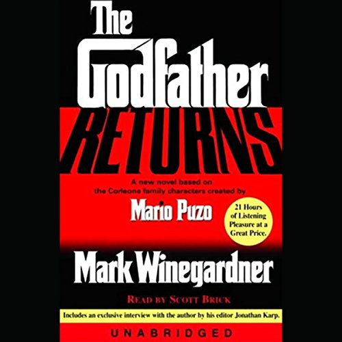 The Godfather Returns cover art