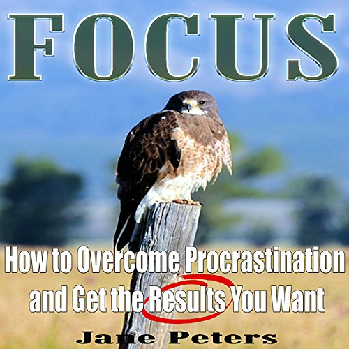 How to Overcome Procrastination and Get the Results You Want audiobook cover art