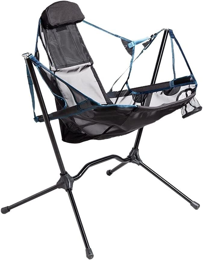 Portable Heavy Duty Outdoor Baltimore Mall Folding Chairs Alumin Portland Mall Swings Camping
