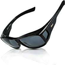 polarized sunglasses over prescription glasses