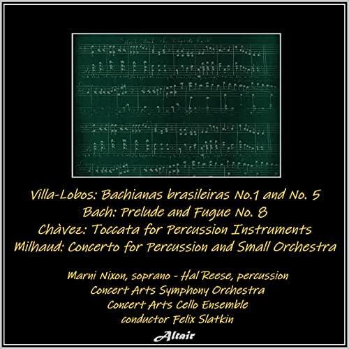 Concert Arts Cello Ensemble, Marni Nixon, Concert Arts Symphony Orchestra & Hal Reese