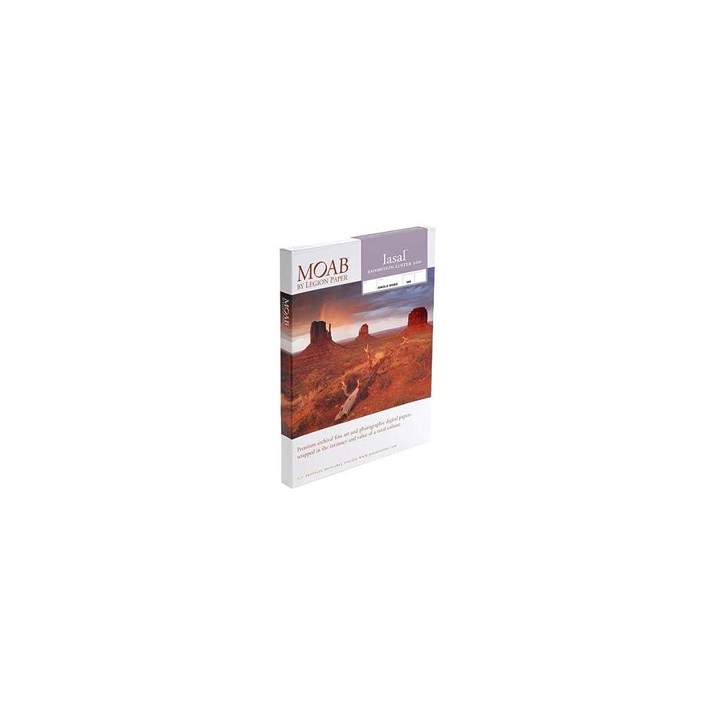 放射性考古学的な絵モアブ レーザー展示用光沢紙 300枚 8.5 x 11