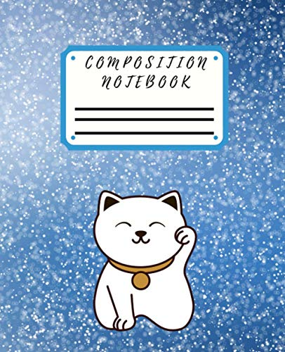 Composition Notebook wide ruled: notebook gift for women who...