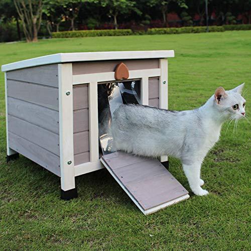 HiCaptain Outdoor Rabbit Hutch