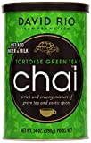 David Rio Chai Tortoise Green aus San Francisco, Pappwickeldose (1 x 398 g)