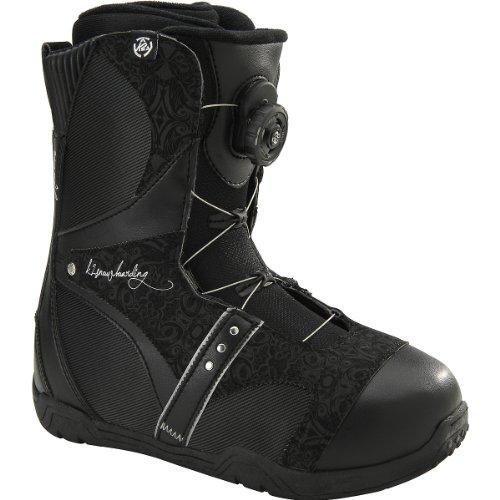 K2 Haven w Femme Black Botte Snowboard Femme Taille 40