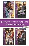 Harlequin Romantic Suspense October 2016 Box Set: An Anthology (English Edition)