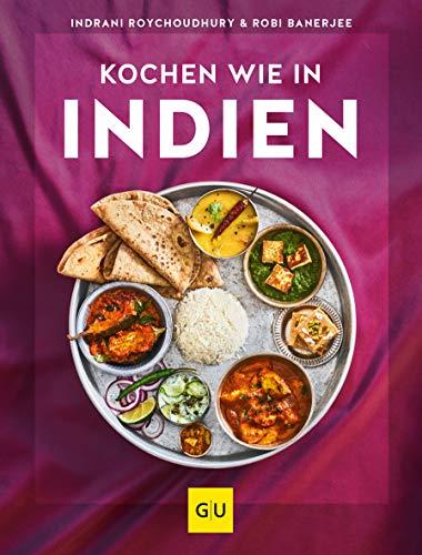 Buchseite und Rezensionen zu 'Kochen wie in Indien (Kochen international)' von Indrani Roychoudhury