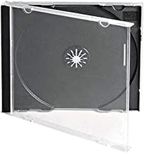 cd jewel case cover size