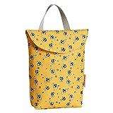 Fanspack Bolso de Mamá Bolso de Pañal Lindo de Moda de Dibujos Animados Bolso de Pañal para Damas