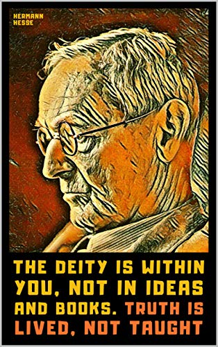 Hermann Hesse: A Little Book of Essential Quotes on Life, Love, and Wisdom (English Edition)