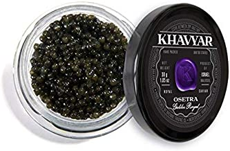 Caviar by Khavyar || Osetra Galilee Royal (1kg, 2.2lbs)