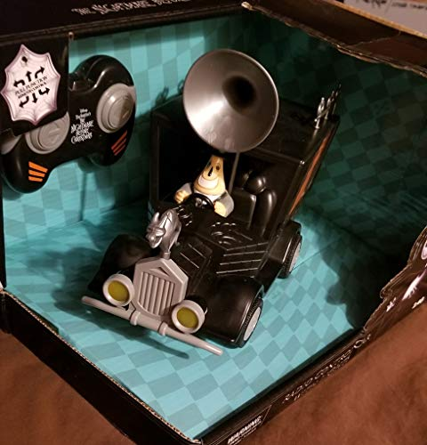 Tim Burton's The Nightmare Before Christmas Mayor Remote Control RC Car with Lights
