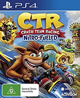 Crash Team Racing Nitro Fueled - PlayStation 4 (B07MPYP5ZM) | Amazon price tracker / tracking, Amazon price history charts, Amazon price watches, Amazon price drop alerts