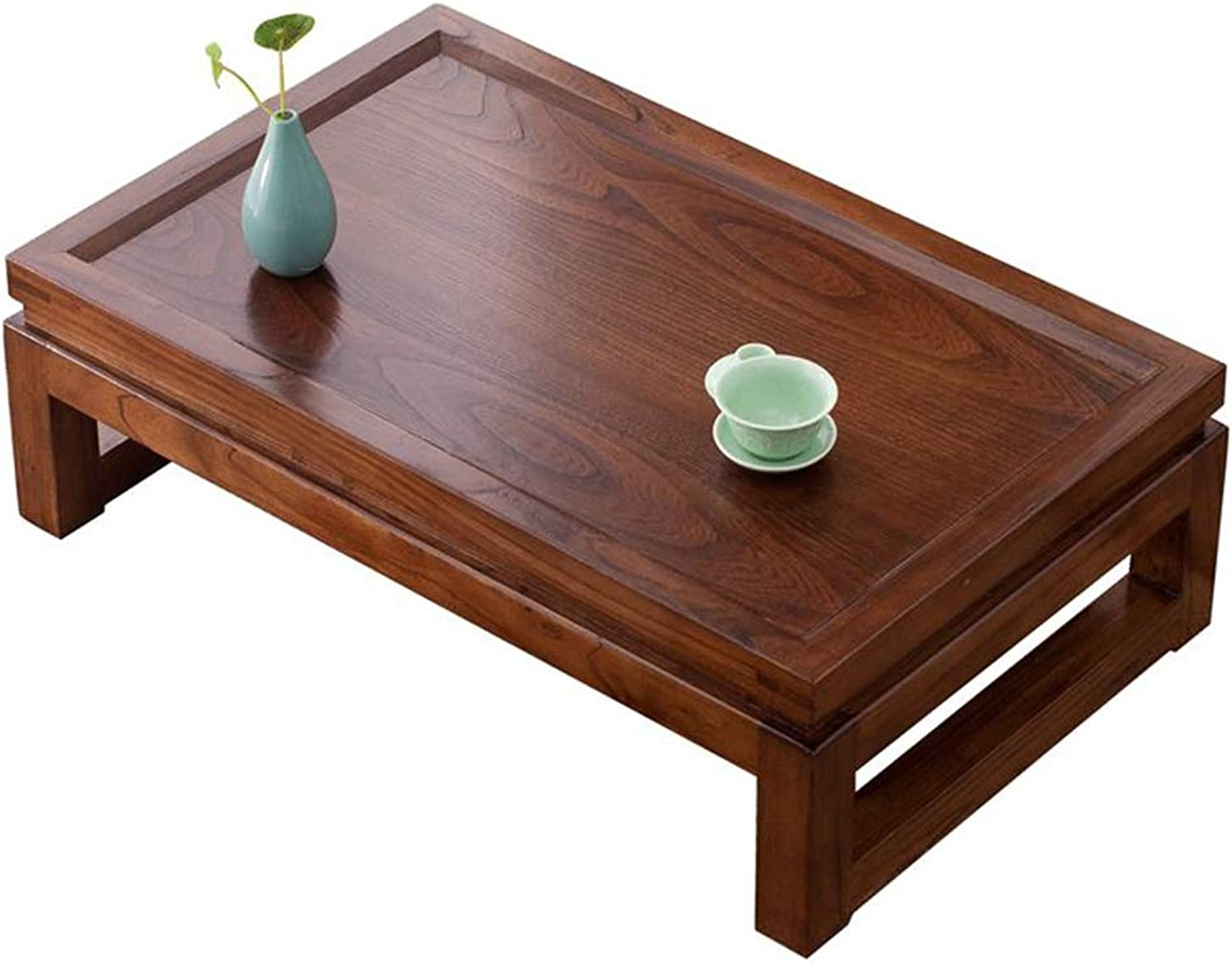 Living Room Furniture Tables Coffee Tables Coffee Table Living Room Solid Wood Small Table Tatami Coffee Table Balcony Window Table Computer Table Tea Table