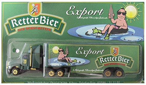 Retter Bier Nr.08 - Export - Kenworth T800 - US Sattelzug