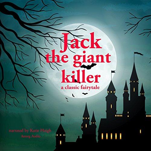 Jack the Giant Killer audiobook cover art