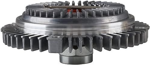 2591 Engine Cooling Fan Clutch - for BMW E12 E24 E28 E30 E34 E36 318i 325i 325e 525i 533i 635CSi M5