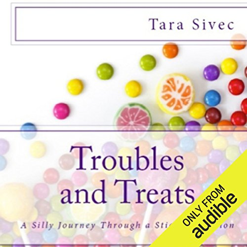 Troubles and Treats audiobook cover art