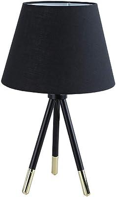 Zunruishop Bedside Lamp Habitación pequeña lámpara de Mesa de ...