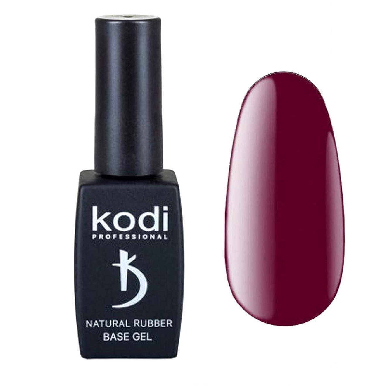 役員リッチ散文Kodi Professional New Collection WN Wine #40 Color Gel Nail Polish 12ml 0.42 Fl Oz LED UV Genuine Soak Off