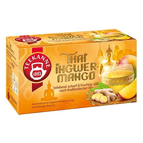 Teekanne Thai Ingwer Mango, 45 g