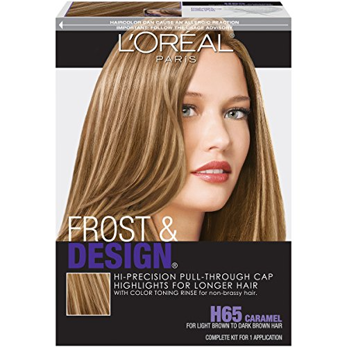 L'Oreal Paris Professional Techniques Frost & Design, Caramel, 1-Count