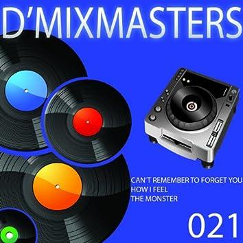 D'Mixmasters, Vol. 21