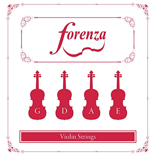 Forenza FA13VLA Violin Strings for Full Size and 3/4 and 4/4 Size